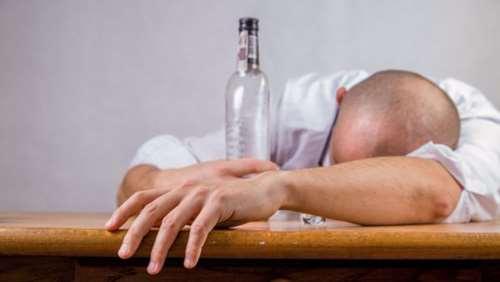 Алкогольна енцефалопатія