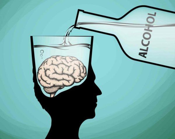 Энцефалопатия при алкоголизме