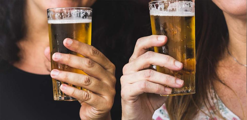 Як виникає пивний алкоголізм
